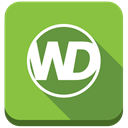 webdiscover, Web discover YellowGreen icon