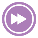 next, Arrow, right MediumPurple icon