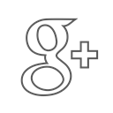 Googleplus, entoni, google, plus Black icon