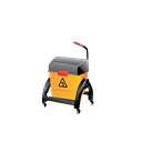 mop, wet, Container, mop and bucket, janitor, Bucket, cleaning Black icon