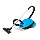 hoovering, cleaning, vacuum, hoover Black icon