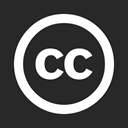 Common, document, creative, Design, Copyright DarkSlateGray icon