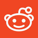 Reddit OrangeRed icon