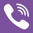 voip, phone, smartphone, internet, Viber, Application, calls SlateGray icon