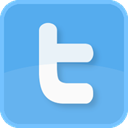tweet, tweets, retweet, twitter CornflowerBlue icon