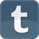 picture, photo, Logo, Tumblr, Blue DarkSlateGray icon