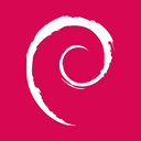 Debian Crimson icon