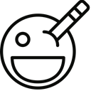 pencil Black icon