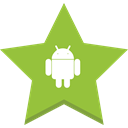Device, Mobile, Call, Android, socal YellowGreen icon