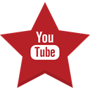 tube, socal, stat, youtube, video Firebrick icon