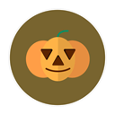 pumpkin DarkOliveGreen icon