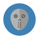 horror SteelBlue icon
