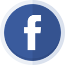 network, share, Facebook, facebook logo, social media, Like DarkSlateBlue icon