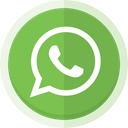 social media, Messenger, Whatsapp, whatsapp logo, App YellowGreen icon