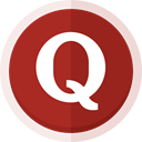Questions, quora logo, Quora, social media, Help online Brown icon