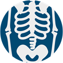 halloween, Skeleton Icon