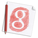 paper, G+, Page, hand drawn, network, google, Color pencil, colour pencil, Social, plus, Google+, media, hand-drawn, pencil WhiteSmoke icon