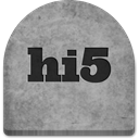 gray, halloween, scary, Boo, grave, media, Creepy, rock, social media, grey, Cold, graveyard, October, spooky, Social, witch, Hi5, Stone, tombstone, evil, ghosts, tomb DarkGray icon