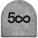 tomb, fivehundred, Boo, witch, scary, Social, grave, tombstone, media, evil, spooky, October, ghosts, grey, Cold, rock, social media, graveyard, gray, Creepy, halloween, Stone DarkGray icon
