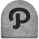 witch, Cold, grey, tomb, media, Social, halloween, Stone, social media, October, gray, Creepy, ghosts, rock, grave, spooky, evil, path, Boo, graveyard, scary, tombstone DarkGray icon