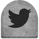 witch, Social, Cold, Stone, rock, spooky, Creepy, social media, grey, graveyard, Boo, October, gray, scary, media, halloween, grave, tomb, tombstone, twitter13, evil, ghosts DarkGray icon