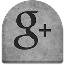 Boo, grave, media, evil, graveyard, ghosts, halloween, tomb, tombstone, spooky, gray, October, Cold, Creepy, google, Stone, Social, witch, google plus, rock, scary, social media, grey DarkGray icon