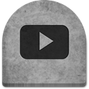 grey, rock, Creepy, Social, witch, media, Stone, grave, Boo, gray, October, spooky, scary, evil, technology, youtube, tomb, tombstone, social media, graveyard, ghosts, halloween, Cold, screen Icon