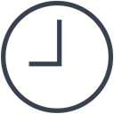 Alert, Clock, time, history, event, Alarm, Schedule Black icon