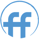 Fiendfeed, Stamp, Social CornflowerBlue icon