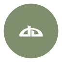 Deviantart Gray icon