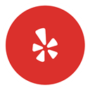Yelp Crimson icon