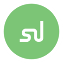 Stumbleupon DarkSeaGreen icon