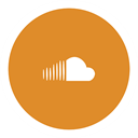 Soundcloud Goldenrod icon