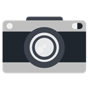 Camera, Computer, Device, Mobile, Communication, entertainment, electronic DarkSlateGray icon