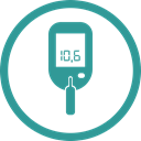 diabetes, Blood sugar measurement, sugar Icon