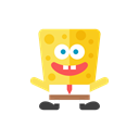 Spongebob Black icon