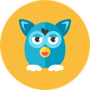 Furby SandyBrown icon