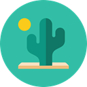 Desert LightSeaGreen icon