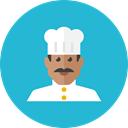 2, Chef LightSeaGreen icon