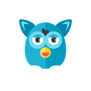 Furby Black icon
