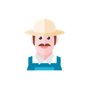 Farmer Black icon