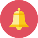 bell IndianRed icon