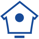 Building, house, Home Icon