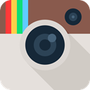 Logo, Instagram Icon