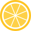 Lemon SandyBrown icon