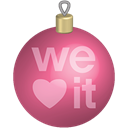 christmas, Social, media, Weheartit, toys, set IndianRed icon