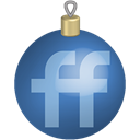 Social, set, media, Fiendfeed, toys, christmas Black icon