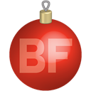 toys, set, Social, christmas, media, Buzzfeed Firebrick icon