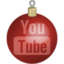 set, Social, youtube, christmas, media, toys Brown icon