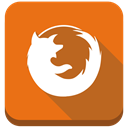 Firefox, firefox browser, Fire fox, firefox os Chocolate icon